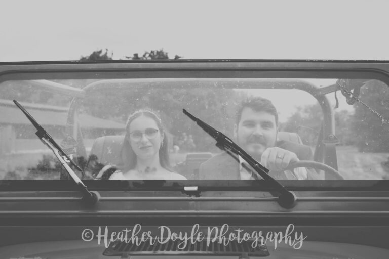 Leah and Jase's Wedding