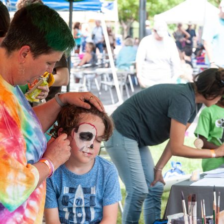 Dreamgate Events - Community - Face Painting