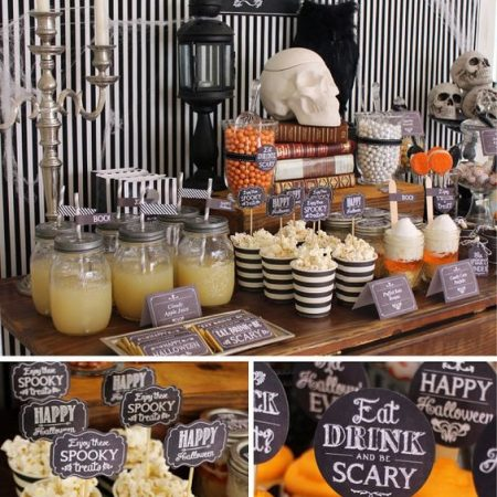 Dreamgate Events - Social - Halloween Party