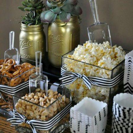 Dreamgate Events - Social - Popcorn decor