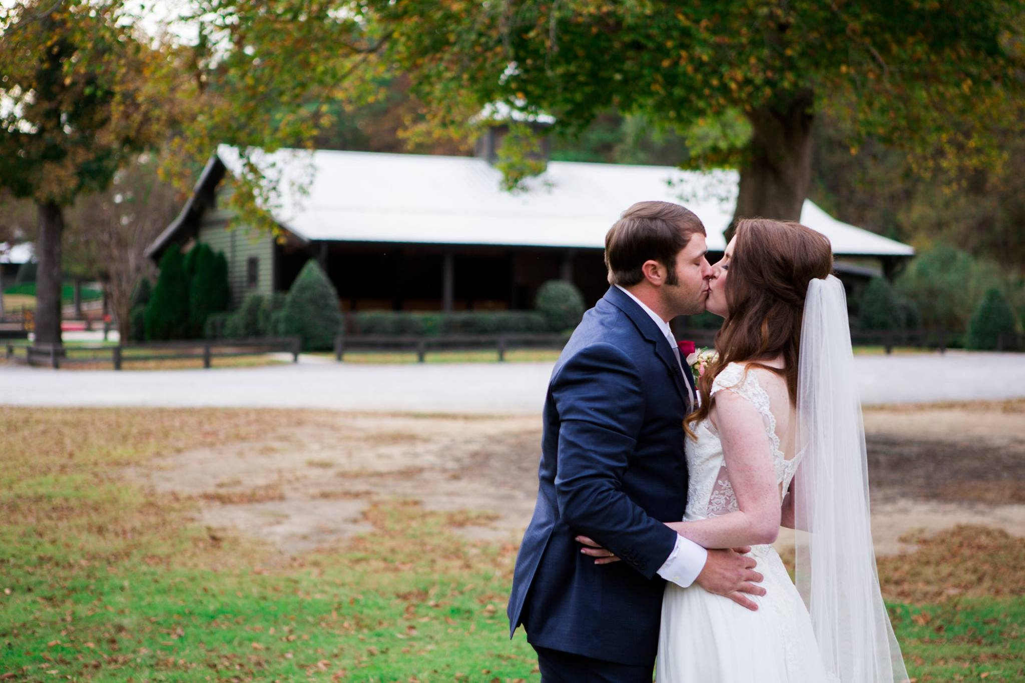 Rustic Wedding Chic: Katie and Hunter
