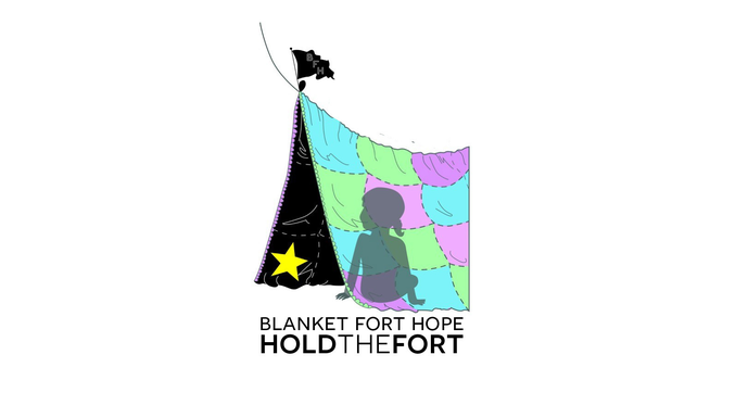 Blanket Fort Hope: A Fortress for Children