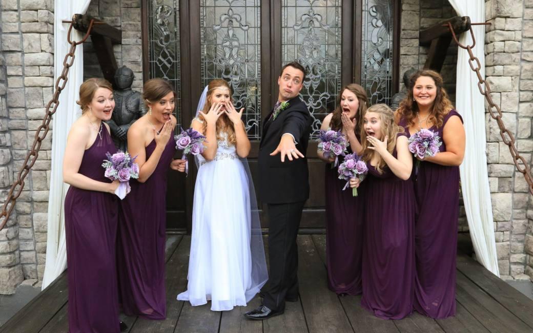 Jessa Pease Wedding Birmingham AL - Dreamgate Events Wedding Planner